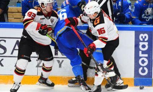 «Барысу» перед матчем с «Авангардом» в КХЛ напомнили о старой проблеме