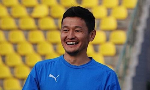 Полузащитник «Тараза» забил 30-й мяч в Премьер-Лиге
