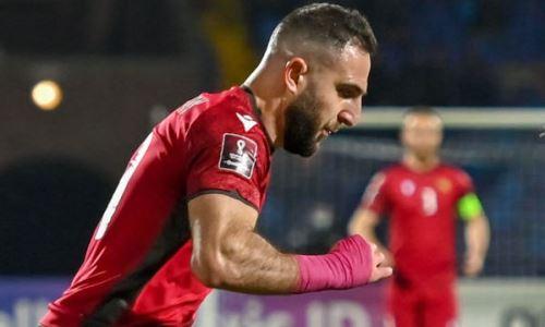 Лидер «Астаны» рассказал, что сделает в случае выхода своей сборной на чемпионат мира-2022