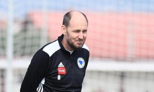 Ассистент главного тренера сборной Боснии и Герцеговины отметил важность матча с Казахстаном