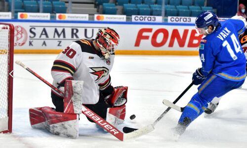 Хоккеистам «Авангарда» в случае плохой игры с «Барысом» пригрозили обменом