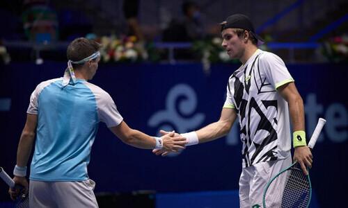 Казахстанские теннисисты закончили выступления в одиночном разряде «Челленджера» в Барселоне