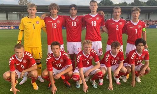 Вгруппе Казахстана состоялся первый матч отбора наЕВРО-2022 среди юношей до19лет