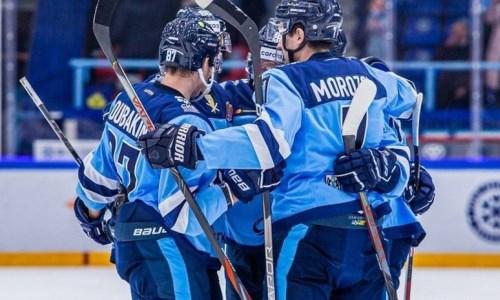 Конкурент «Барыса» за место в плей-офф КХЛ одержал волевую победу