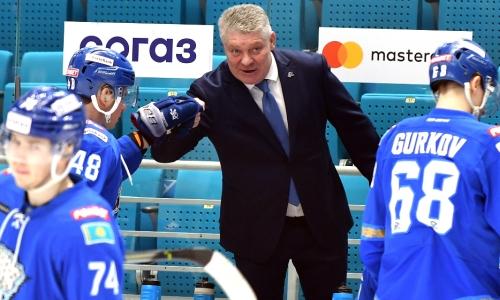 «Это вселило в команду дух победы». Юрий Михайлис назвал переломный момент в выигранном матче «Барыса» над «Авангардом»