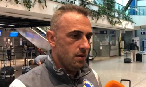 «Это невозможно объяснить». Тренер сборной Боснии и Герцеговины оценил кадровые потери на матч с Казахстаном