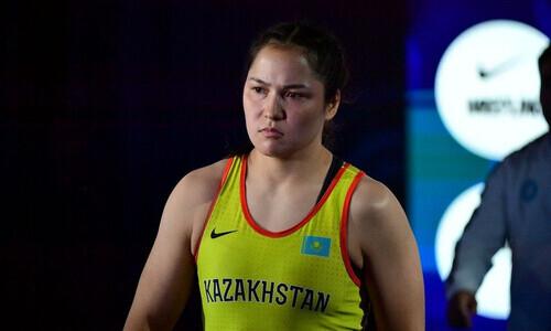 Казахстанская спортсменка вышла в финал чемпионата мира в Осло. Видео