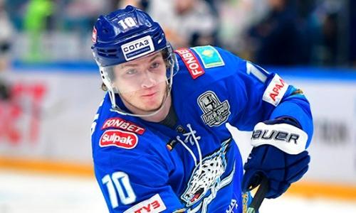 Видеообзор матча КХЛ, или Как Никита Михайлис принес победу «Барысу»