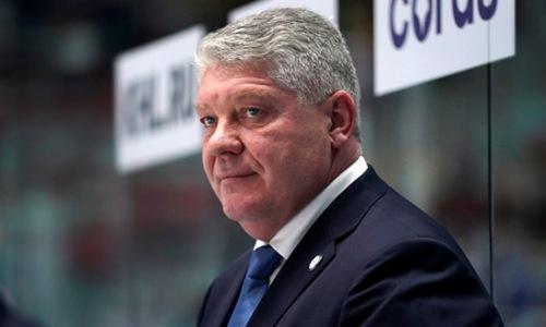 «Концовка была валидольная». Юрий Михайлис дал оценку победе «Барыса» над «Авангардом» в матче КХЛ
