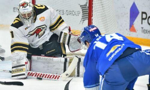 «Ястребам» тут не место. КХЛ назвала трех лучших хоккеистов матча «Барыс» — «Авангард»