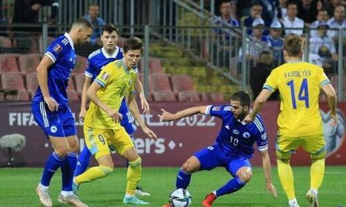 «Без очевидной причины». В Боснии и Герцеговине возмущены отказом во въезде своих футболистов в Казахстан