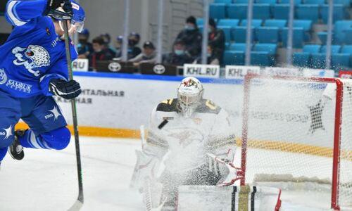 Названы лучшие по игровым показателям хоккеисты «Барыса» победного матча с «Авангардом»