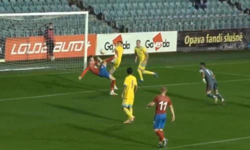 Видео голов, или Как юношеская сборная Казахстана крупно проиграла на старте отбора ЕВРО-2022