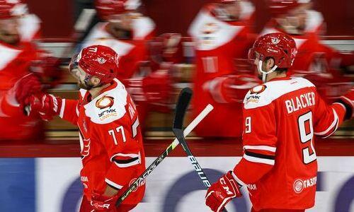 Хоккеист сборной Казахстана набрал два очка и был признан лучшим игроком матча в КХЛ