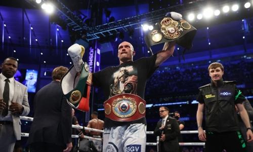 Вместо Джошуа. WBC принял решение по бою Усика за звание абсолютного чемпиона мира