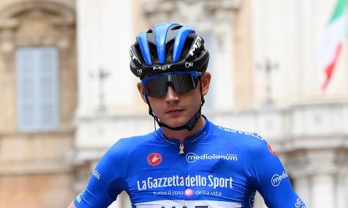 «Астана» объявила о подписании велогонщика из США
