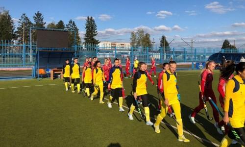 Женская сборная Казахстана по хоккею на траве выиграла «серебро» Кубка Содружества