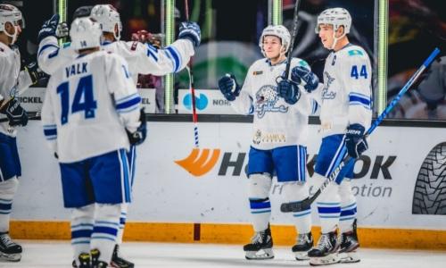 Алексей Шевченко выбрал двух лучших хоккеистов «Барыса» в победном матче с «Авангардом»