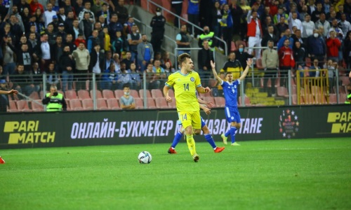 Футболист сборной Казахстана присоединился к узбекистанскому клубу