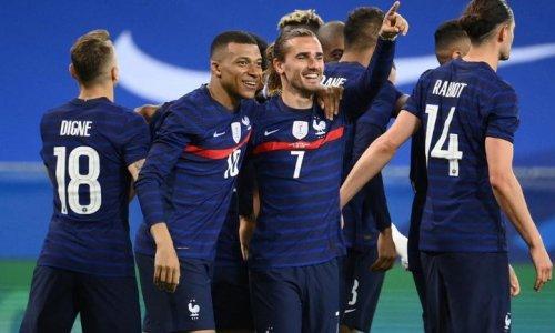 Прямая трансляция матча Бельгия — Франция в Лиге наций