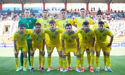 Прямая трансляция матча Бельгия — Казахстан в отборе на молодежный ЕВРО-2023
