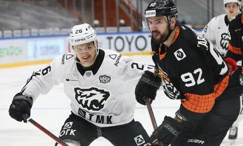 Клуб Востока КХЛ прервал свою победную серию и не смог обойти «Барыс»
