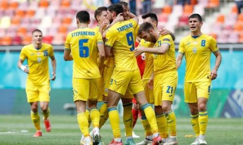 Прямая трансляция матча Финляндия — Украина в группе Казахстана на отборе на ЧМ-2022