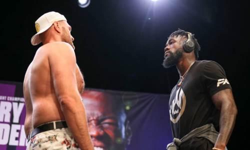 «Для него бокс— это нетолько нокауты». Леннокс Льюис оценил шансы втретьем бою Фьюри— Уайлдер