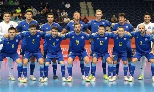 «Одно желание выходить и рвать всех на своём пути». Игрок сборной Казахстана высказался об итогах ЧМ-2021