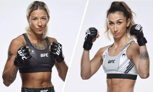 В США спрогнозировали победительницу боя UFC Агапова — Масо