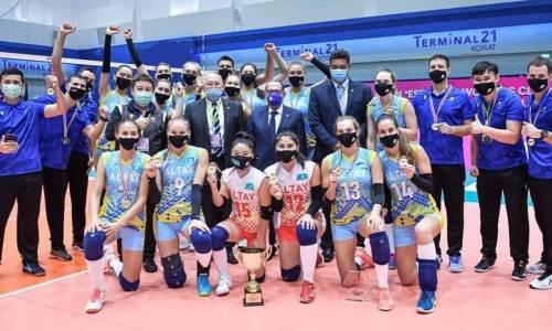 Казахстан будет представлен на клубном чемпионате мира