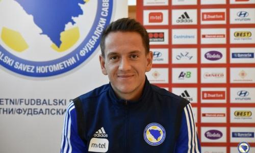 «Нет оправданий». В сборной Боснии и Герцеговины нацелены на реванш с Казахстаном