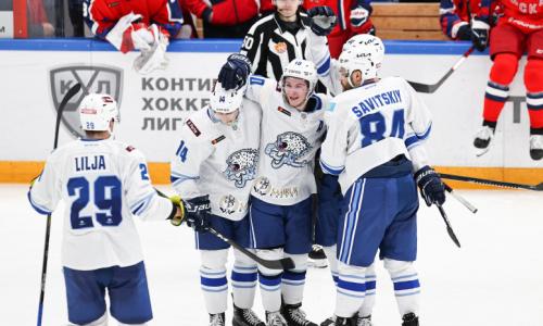 «У них получаются матчи против лидеров». В СКА дали оценку «Барысу» перед игрой в Нур-Султане