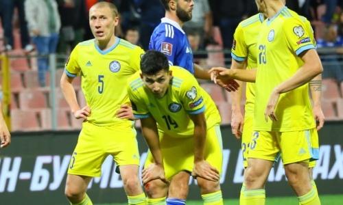 На Украине оценили шансы Казахстана на ЧМ-2022 и сделали прогноз на ключевой матч группы