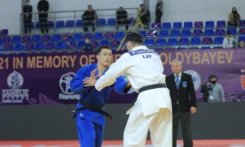 Казахстанский дзюдоист поборется за «бронзу» молодежного чемпионата мира