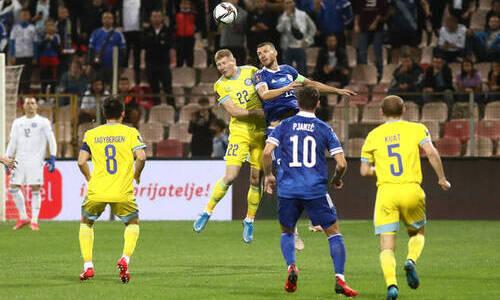 «Смотрелись остро». В Боснии и Герцеговине дали прогноз на матч сборной против Казахстана