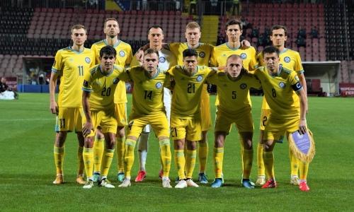 У сборной Казахстана по футболу новый капитан