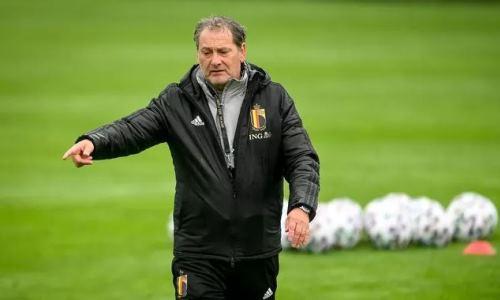 «Не может быть и речи». Тренер молодежной сборной Бельгии выразил опасения перед матчем с Казахстаном