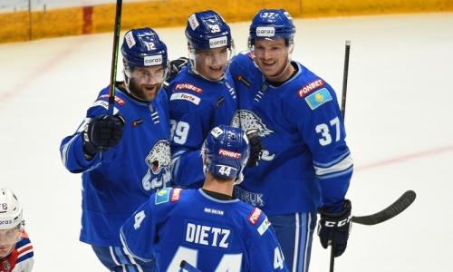 «Спокойную» победу «Барыса» над топ-соперником отметила КХЛ