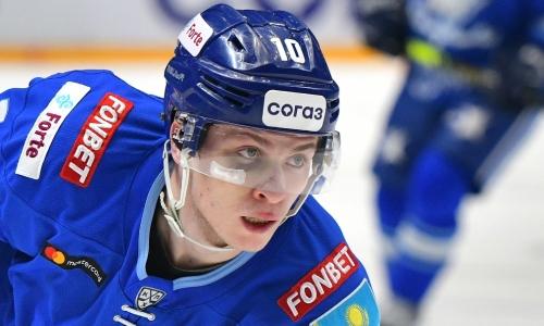 Хоккеисты «Барыса» забрали все звёзды матча против СКА
