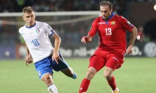 Игрок «Кайрата» забил в отборе на ЧМ-2022 и помог своей сборной догнать лидеров