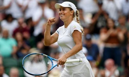 Определилась победительница матча двух сильнейших теннисисток Казахстана на турнире в США