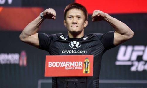 Жалгас Жумагулов адресовал ответную угрозу своему сопернику в UFC