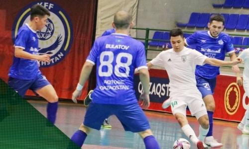 Стартовал 26-й розыгрыш Кубка Казахстана по футзалу