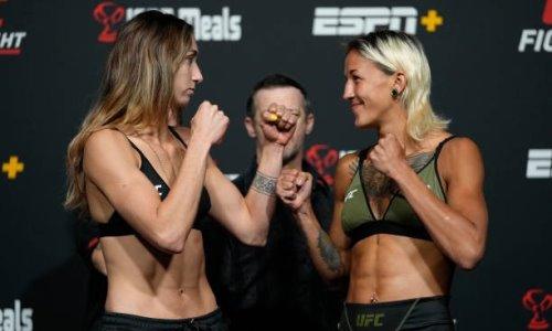 «Наглость и агрессия». Журналист «Матч ТВ» назвал победительницу боя Агапова — Масо в UFC