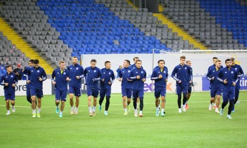 Сборная Казахстана назвала стартовый состав на домашний матч против Боснии и Герцеговины