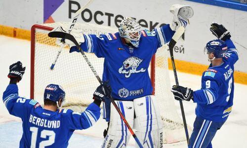 Алексей Шевченко определил главных героев победы «Барыса» над СКА в КХЛ