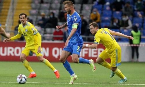 У Украины нашли тревожную тенденцию после матчей с Казахстаном