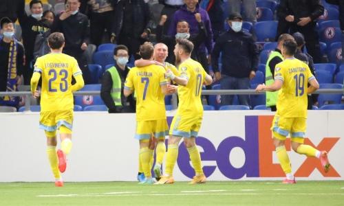 В Европе удивились новой роли сборной Казахстана в отборе ЧМ-2022
