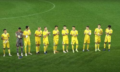 Юношеская сборная Казахстана до 19 лет разгромно проиграла во втором матче отбора к ЕВРО-2022